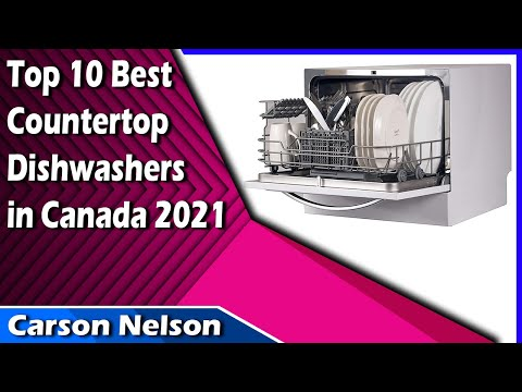 top-10-best-countertop-dishwashers-in-canada-2020