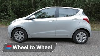 Hyundai i10 vs Toyota Aygo vs Volkswagen Up video 1 of 4