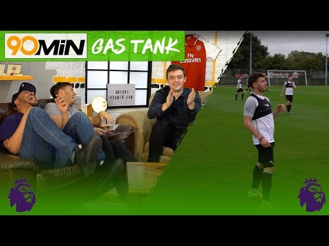 Mane OUT for Liverpool means Man United will win! | Hainsey and Buvey play 11-a-side! | GasTank