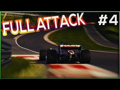 FULL ATTACK - BELGIQUE - F1 2017