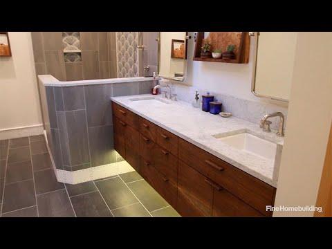 Job-Site Diaries: Bathroom Remodel Tour