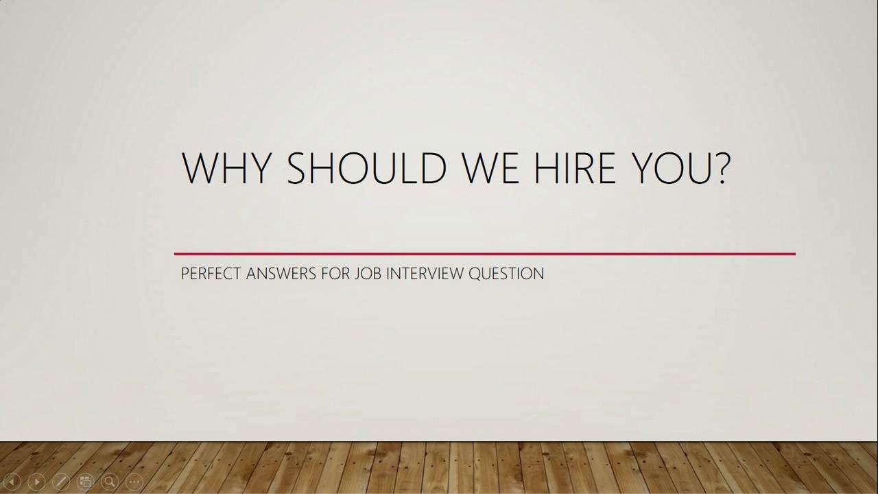 e4u why should we hire you job interview question 8 e4u why should we hire you job interview question 8