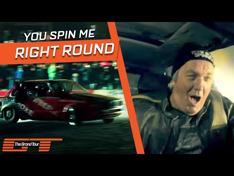 The Grand Tour Season 1: Spinning