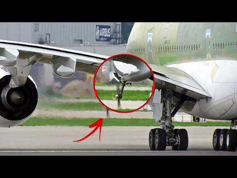 Что будет если на самолете запустить этот пропеллер?