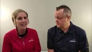 Tori & Karl Makela - Skyhawks Colorado Franchise Owners