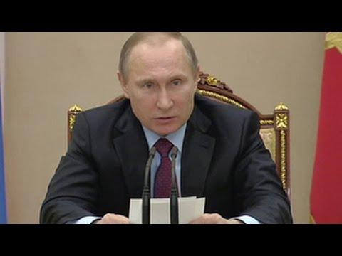 Путин: приватизация - это путь к структурным изменениям в экономике