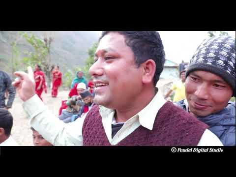 यो दाजुको गीत ले मनै छोयो || Panche baja Gulmi Indregauda