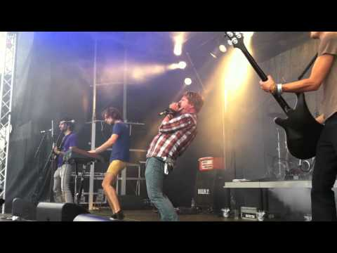 Horse the Band - Murder - live at OLGAS-ROCK Festival 2011