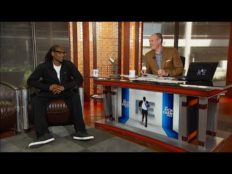 Snoop Dogg Talks Steelers Football & More in Stdio - 9/24/15