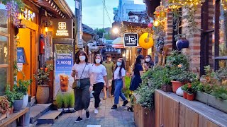 [4K] Walking tour Seoul, Korea…