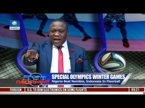 Special Olympics Winter Games: Nigeria Beat Namibia, Indonesia In Floorball