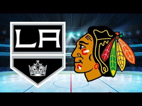 Los Angeles Kings vs Chicago Blackhawks (3-1) – Feb. 19, 2018 | Game Highlights | NHL 2018