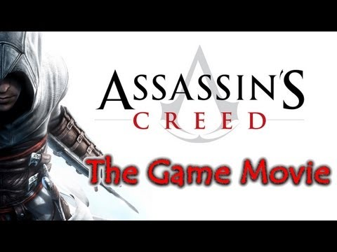 "Assassin's Creed I - ""The Game Movie"" - Der Film [Deutsch][HD]"