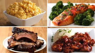 4 easy 3 ingredient dinners