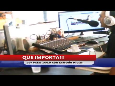 Emisión en directo de FM SI 100.9 Miramar