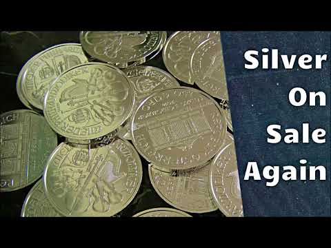 Silver Under $20 is a Steal
