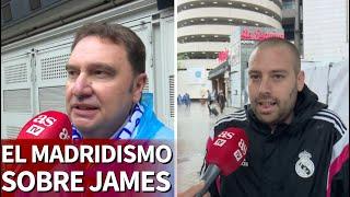 La afición opina sobre James Rodríguez tras el Real Madrid 3-2 Levante | Diario AS