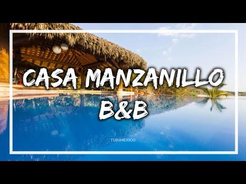 Hotel Casa Manzanillo B&B en Troncones, Guerrero