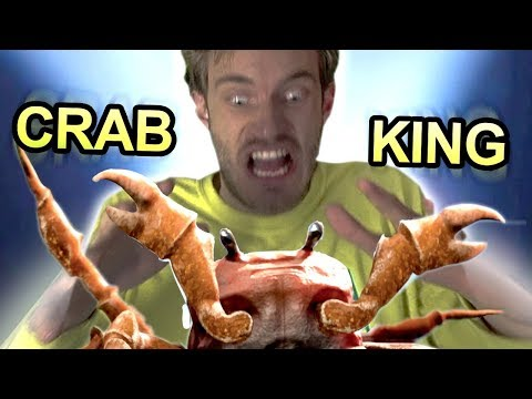 Gorn - VR - Part 2- ALL HAIL CRAB KING