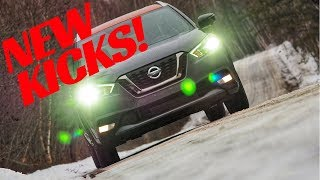 2019 Nissan Kicks Sr Test Drive