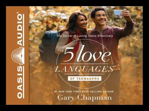 The 5 Love Languages Ofagers By Gary Chapman
