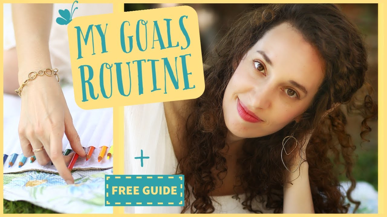 HOW I SET GOALS FOR A SUCCESSFUL SINGING CAREER