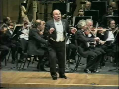 Rossini - il Barbiere di Siviglia -  La calunnia