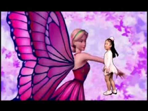 Clip Bé Lê Tú Hương Mai _ Em Yêu Búp Bê Barbie