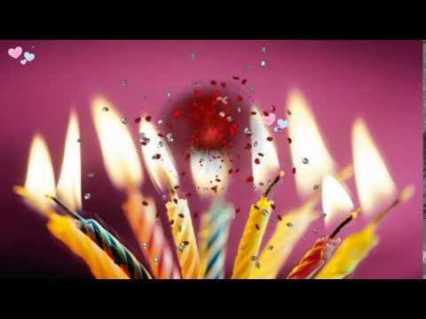 rođendanske čestitke video ○•○• Rođendanska Čestitka •○•○   YouTube rođendanske čestitke video