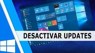 Desactivar las Actualizaciones Automáticas en Windows 10 2019 - Facil y Rapido thumbnail