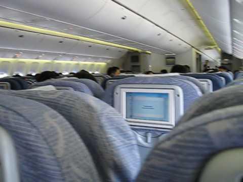 2017年6月4日CA819航班乘务员