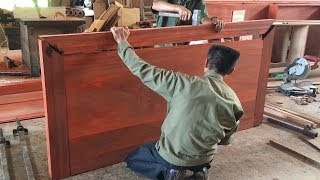 Part 2: Woodworking Skills Ingenious // Woodworking Tools Rudimentary // Amazing Product Complete