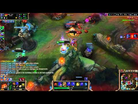 Gnar top S5  League of legends