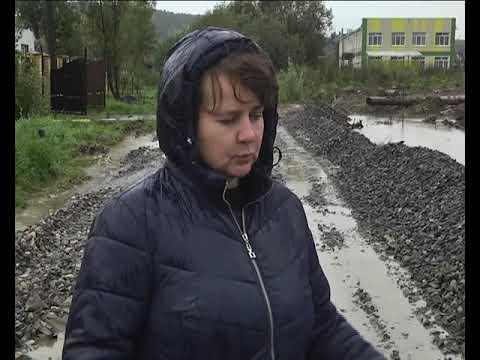 Кунгур ТВ 30 07 2019 Потоп на Первомайке