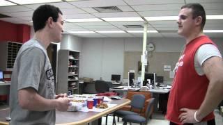 The Lantern VS Competitive Eater Scott Bickel