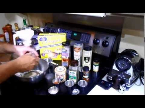 Low carb breading two youtube for Low carb fish breading