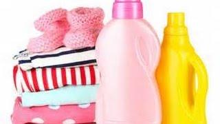 Receta para hacer suavizante para la ropa en casa.