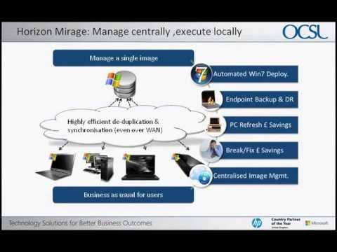 OCSL: The Future of End User Computing from Microsoft, Citrix and VMware - June 2013