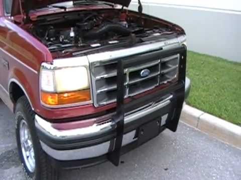 1994 ford bronco eddie bauer 120k miles for sale 954 93. Black Bedroom Furniture Sets. Home Design Ideas