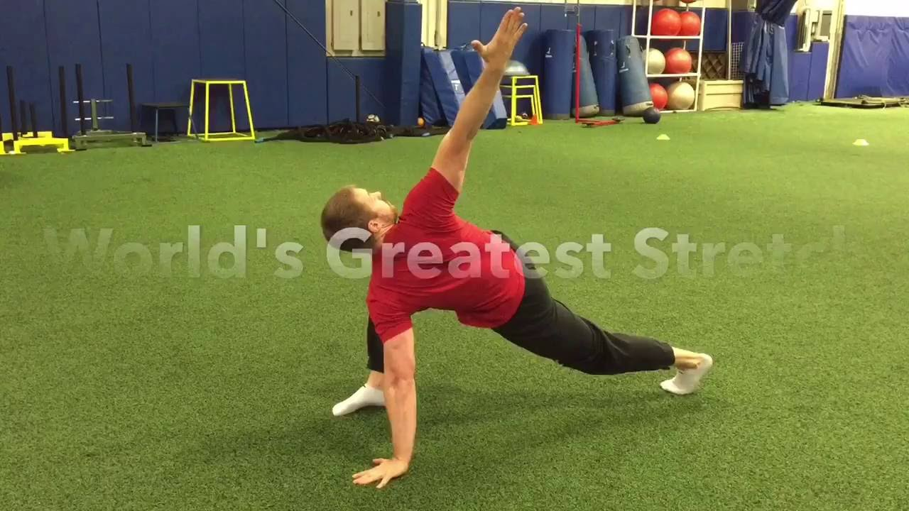 The World S Greatest Stretch Mobility Exercise By Squat University