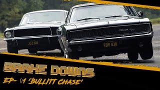 Bullitt Chase 'Brake Downs' Ep- 01 (Breakdown)