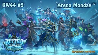 Hearthstone Arena Monday KW44 #05 | deutsch
