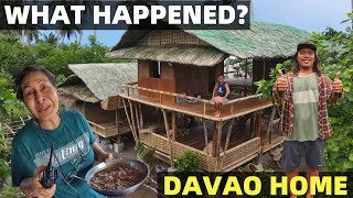WHAT HAPPENED TO DAVAO? Beach Home And Philippines Land... Staying In Cagayan