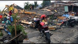 Vidio Detik Detik Gempa Dimalang - 16 November 2016