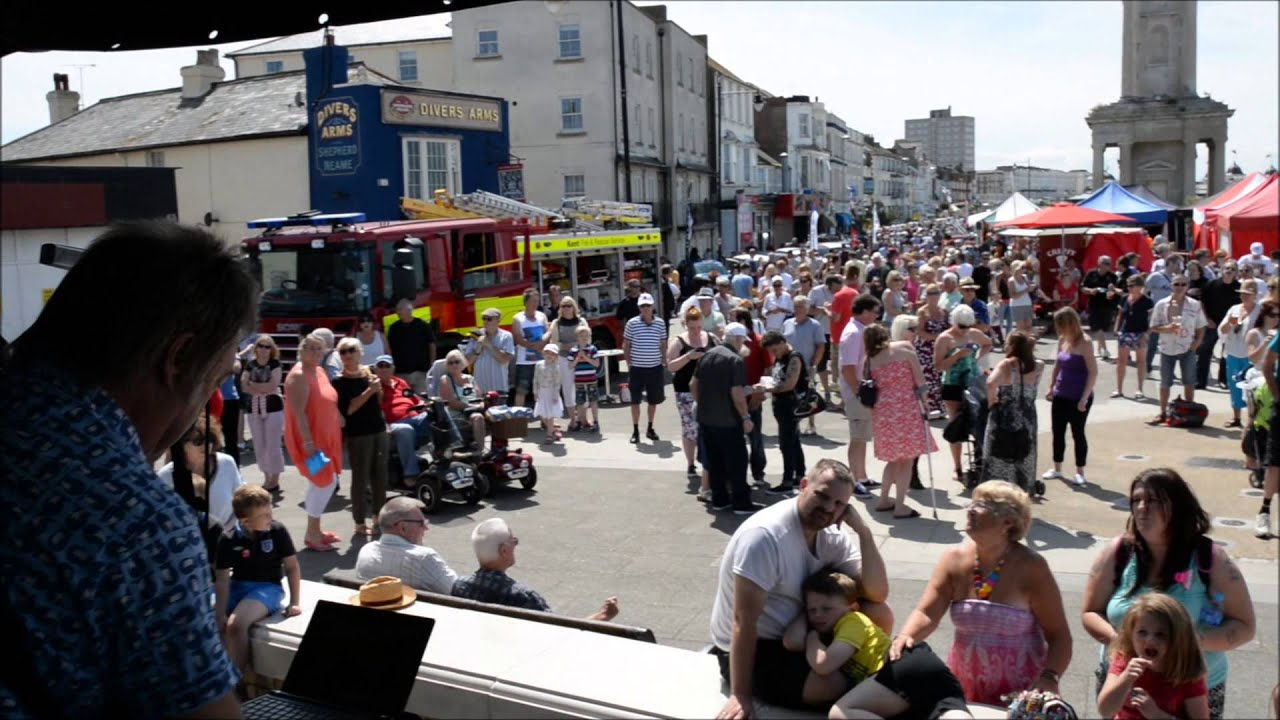 Herne Bay Classic Car Show