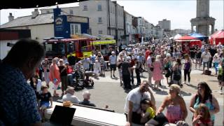 Herne Bay Car Show 2014