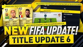 BEST NEW FIFA UPDATE?