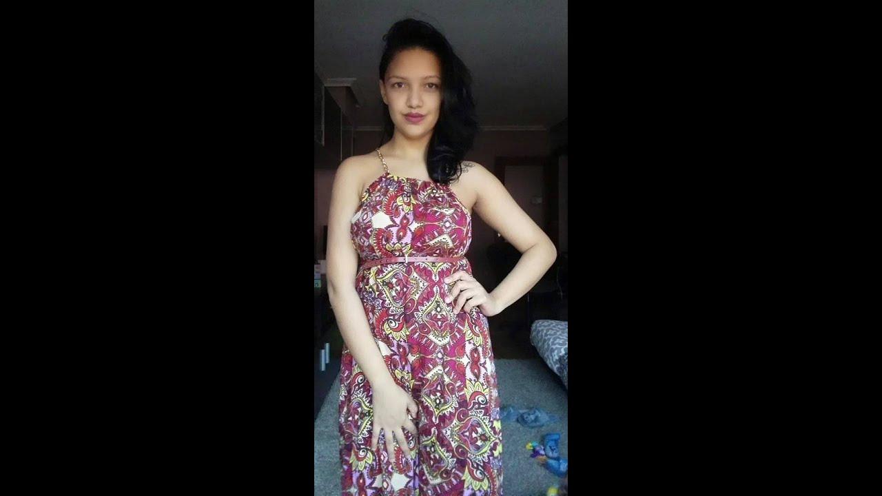 2dea15f774 Custumizar ( saia x vestido) - Transformar una falda por vestido ...