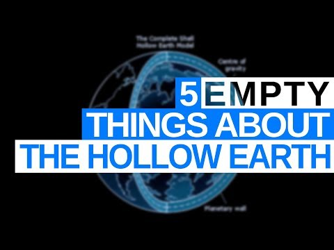 5 Empty Things About the Hollow Earth
