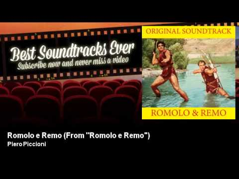 "Piero Piccioni - Romolo e Remo - From ''Romolo e Remo"" - Best Soundtracks Ever"